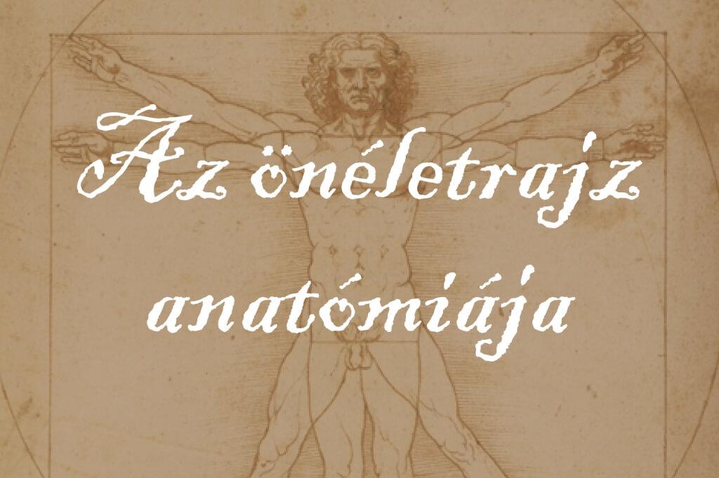 önéletrajz anatómia
