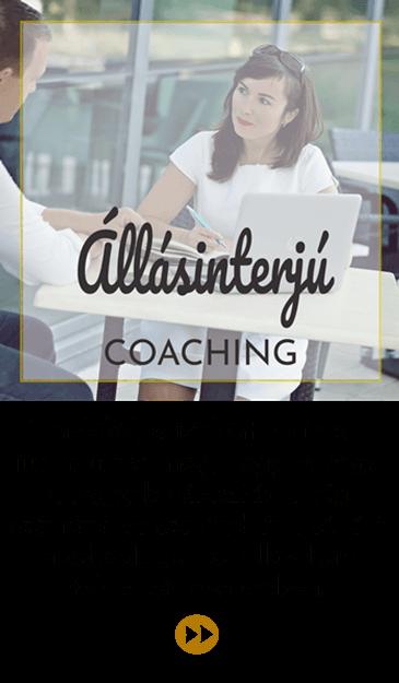 Állásinterjú coaching