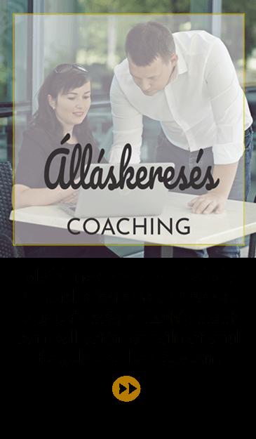 Álláskeresés coaching