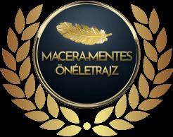 garancia maceramentes önéletrajz ikon